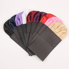 Puddingbird - 已摺口袋巾