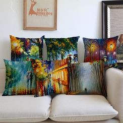 Cozy Cushion - 印花沙发靠垫套