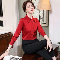 Victoire - 领结带衬衫 / 西裤