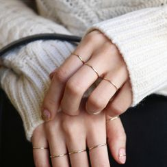 FOON - Minimalist Ring