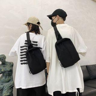Carryme - Zip Detail Sling Bag