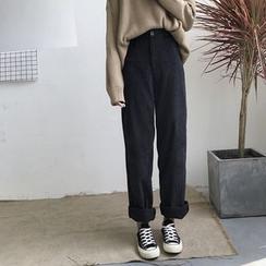 monroll - High-Waist Pants