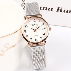 Epoca - Couple Matching Strap Watch Box Set