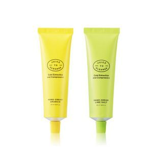 JUICE TO CLEANSE - Hand Cream - 2 Types