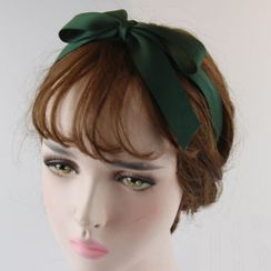 Cheveux - Ribbon-Bow Headband