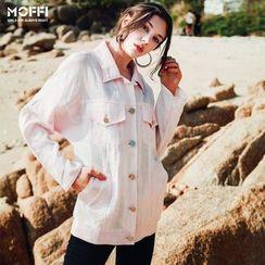 MOFFI - Pocketed Shirt