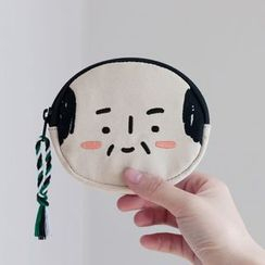 BABOSARANG - 'AJASSI' Series Embroidered Coin Purse