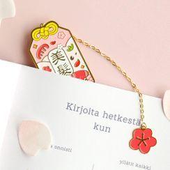 KIITOS - Copper Amulet Brooch