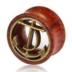 Prushia - 船锚合金及木耳环