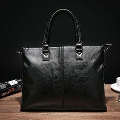 ETONWEAG - Faux Leather Briefcase