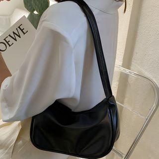 Faneur - Plain Shoulder Bag