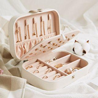 Jewelim - Faux Leather Jewelry Box