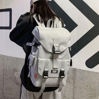 SUNMAN - Buckled Backpack