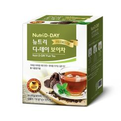Nutri D-DAY - Puer Tea