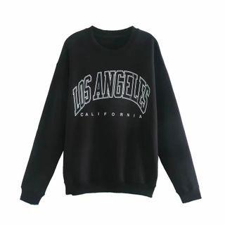Asiris - Lettering Sweatshirt