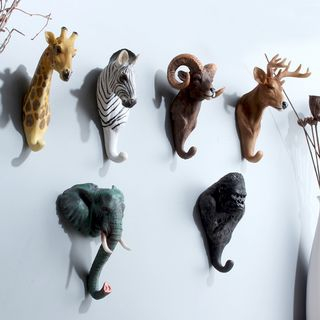 Accueil - Animal Wall Hook