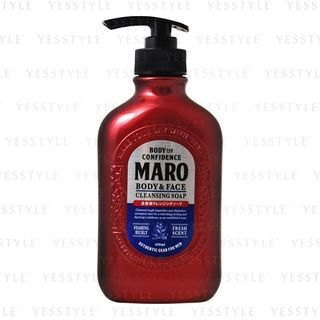 NatureLab - Maro Men Body & Face Cleansing Soap
