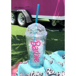 chuu - 'Barbie California Summer' Transparent Tumbler