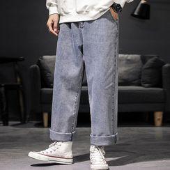 Rampo - 寬腿牛仔褲
