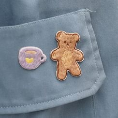 OH.LEELY - Animal Embroidered Patch