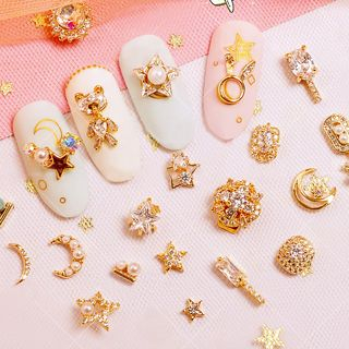 Padoma(パドマ) - Rhinestone Nail Art Decoration