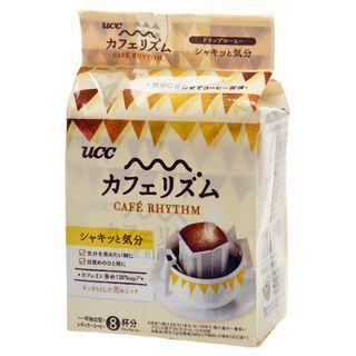 UCC - Café Rhythm Syakitto Rich Drip Coffee 7g x8