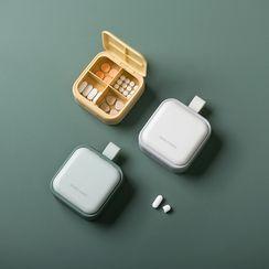 Kawa Simaya - Plastic Pill Box
