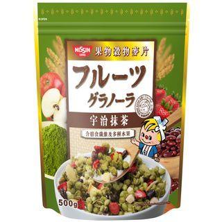 Nissin - Cisco Granola Uji Matcha Flavour 500g