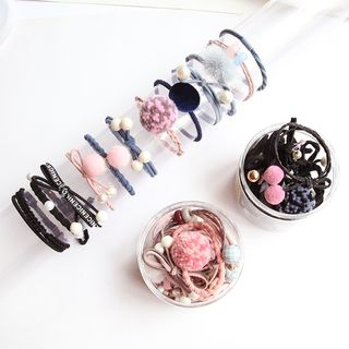 Seoul Young - Set of 12: Hair Tie