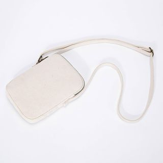 YONBEN(ヨンベン) - Canvas Mobile Phone Crossbody Bag