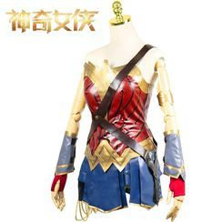 Glomp - Wonder Woman Cosplay Costume