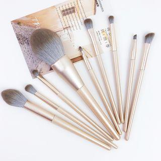 Alays - Set of 9: Makeup Brush