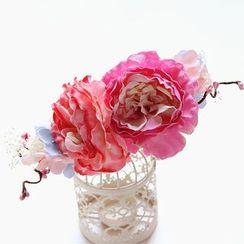 First Impression - Bridal Flower Hair Clip