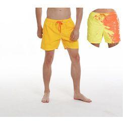 Sheck(シェック) - Printed Beach Shorts