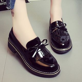 JIP - Faux Leather Loafers