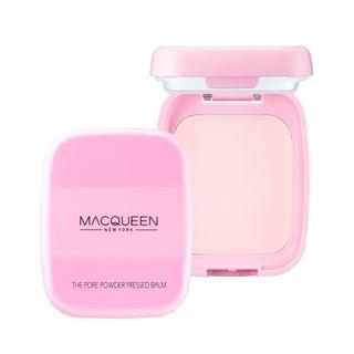 MACQUEEN - The Pore Powder Pressed Balm