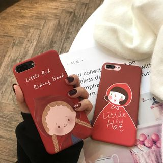 Wild Pony - Printed Phone Case for iPhone 6S / 6S Plus / 7 / 7 Plus / 8 / 8 Plus / X / XS