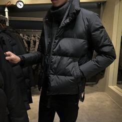 Ninine - Padded Zip Jacket