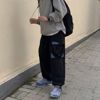 BORGO - Cargo Sweatpants