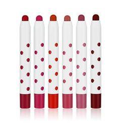 HOLIKA HOLIKA - Holi Pop Velvet Lip Pencil (6 Colors)