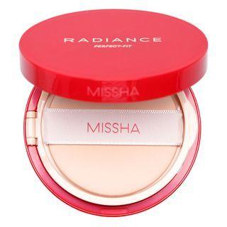 MISSHA - Radiance Perfect Fit Cushion - 4 Colors