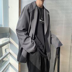 Oakjam - 純色西裝外套
