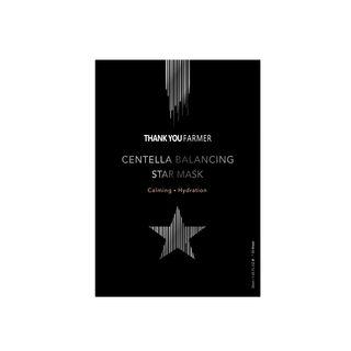 THANK YOU FARMER - Centella Balancing Star Mask Set
