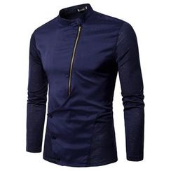 Chopit - Zip Detail Shirt