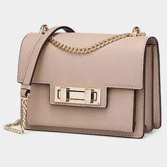 AIDO - Faux Leather Crossbody Bag
