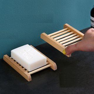 Showroom - Wooden Soap Holder