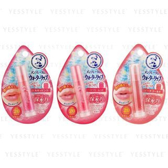 Rohto Mentholatum - Water Lip Color Balm SPF 20 PA++ - 3 Types