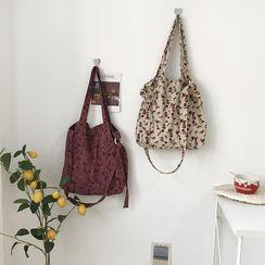 TangTangBags - Floral Tote Bag