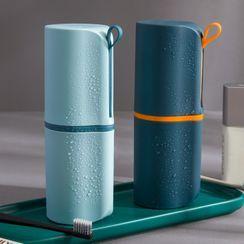 四季美 - 旅行牙刷盒