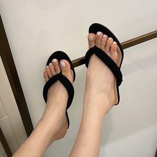 安若 - 细跟凉鞋